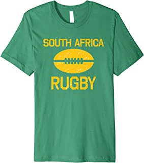 South Africa Rugby Shirt South African Rugby Shirt
