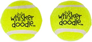 Whisker Doodle Dog Toy Tennis Ball