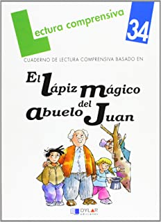 EL LÁPIZ MÁGICO DEL ABUELO JUAN -  Cuaderno 34
