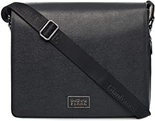 Gianfranco Ferre F-00029544 Messenger Bag for Men - Black