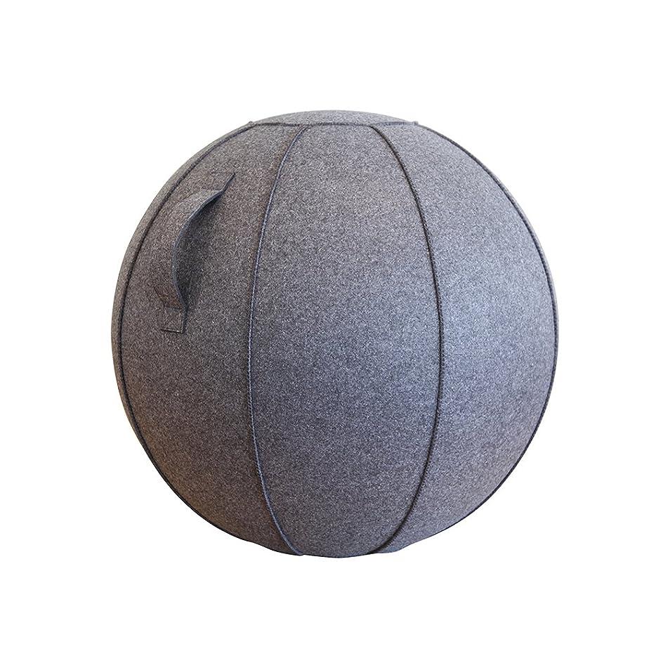 機械の間でリネンショップジャパン バランスボール 65cm カバー付き