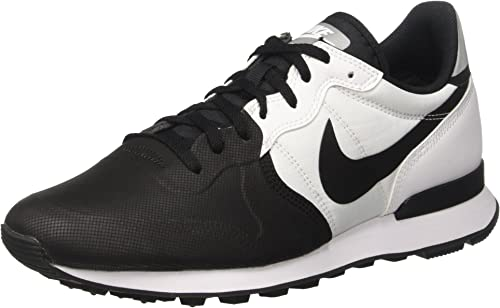Nike Herren Internationalist PRM Se Turnschuhe, Schwarz