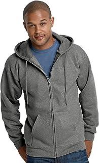 Hanes Men's Full Zip Ultimate Heavyweight Hoodie