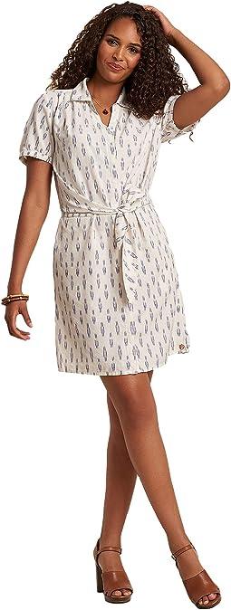 Margot Dress - Mini Ikat