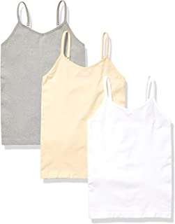 Girls' 3-Pack Seamless Camisole