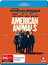 American Animals (blu-ray)