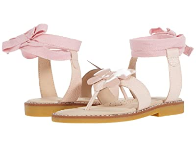Elephantito Butterfly Thong Sandal (Toddler/Little Kid/Big Kid) (Pink) Girl