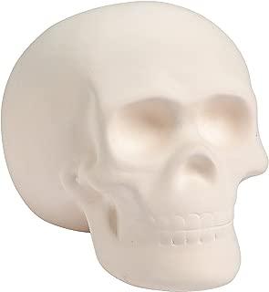 Fun Express DIY Ceramic Skull for Halloween Crafts
