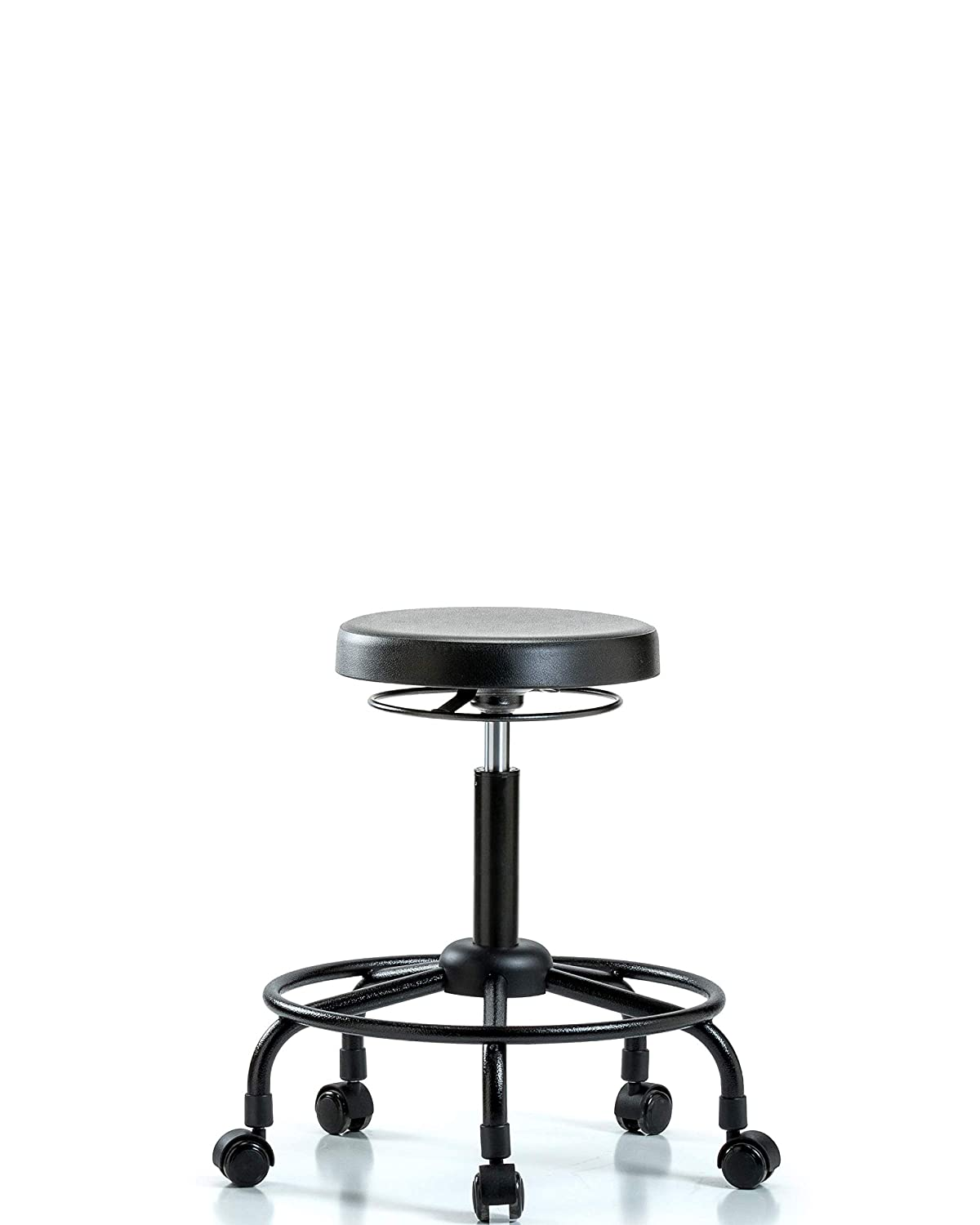 LabTech Price reduction Seating LT43858 Medium Round Polyurethane Cheap super special price Stool Bench