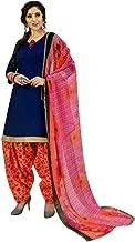 Casual Cotton Printed Salwar Kameez with Chiffon Dupatta Ready to Wear Readymade