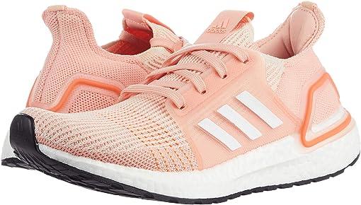 Linen/Footwear White/Glow Pink