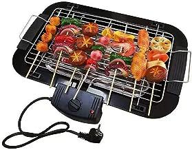 Draagbare elektrische kookmachine voor thuisgebrui Smokeless Grill, Electric Indoor Barbecue Grill, grote capaciteit huish...