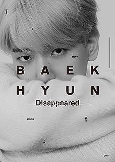 【Amazon.co.jp限定】BAEKHYUN (Disappeared Ver.)(CD)(初回生産限定盤)(ビジュアルシート付き)