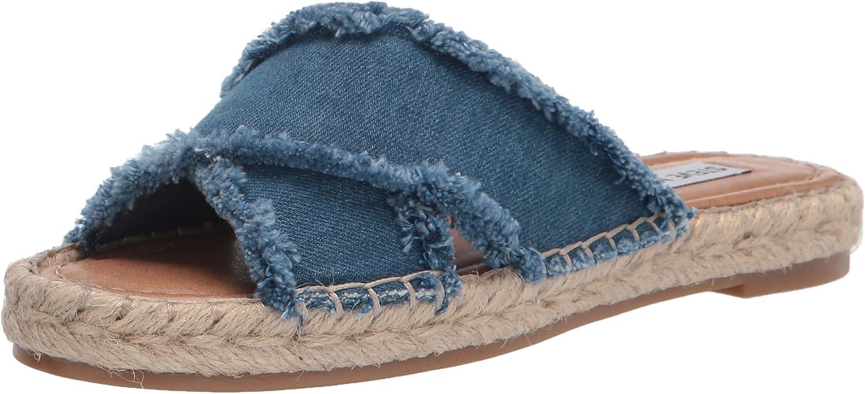 Steve Madden Deluxe Fort Worth Mall Women's Sandal Slide Zelina