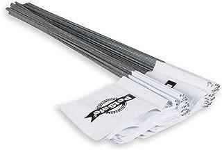 marking flags plastic rod