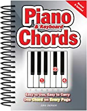 Piano & Keyboard Chords: Easy-to-Use, Easy-to-Carry,