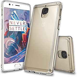OnePlus 3 / OnePlus 3T ケース, Ringke [FUSION] クリスタル クリアPCケースfor OnePlus 3 /OnePlus 3T - Crystal View