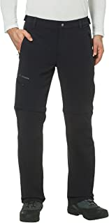 VAUDE Men's Stretch T-Zip Pants II, Hiking Pants