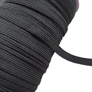 costura 50MM x 2Meters negro etc Cinta el/ástica plana de 50 mm de ancho para costura manualidades