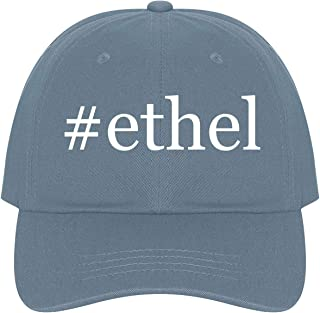 #Ethel - A Nice Comfortable Adjustable Hashtag Dad Hat Cap