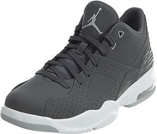 Jordan Franchise Mens Basketball-Shoes 881472-004_12 - Dark Grey/Dark Grey-Wolf Grey-White