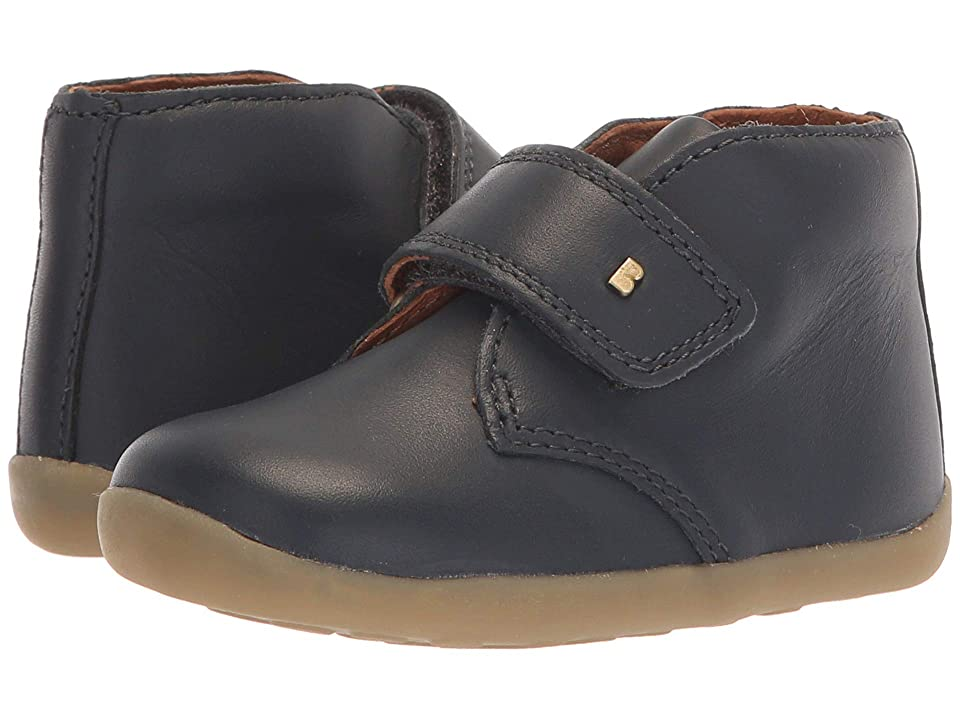 Bobux Kids Step Up Desert (Infant/Toddler) (Navy) Kid
