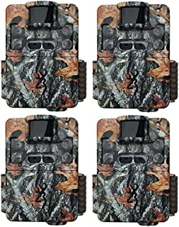 (4) Browning Strike Force PRO XD Dual Lens Trail Game Camera (24MP)   BTC5PXD