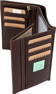 Katana Cartera para Pasaporte, Chocolate (Marrón) - 753017