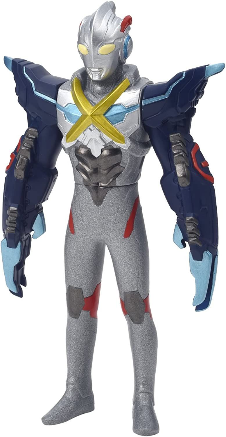 Ultraman X Ultra Hero X 02 Ultraman X (Gomora Armor) Japan Import