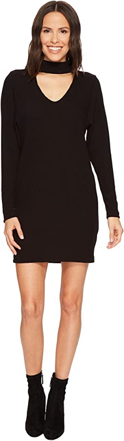 Splendid - Sylvie Rib Choker Dress