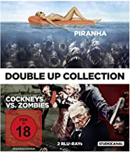 Cockneys vs. Zombies/Piranha - Double-Up Collection [Alemania] [Blu-ray]