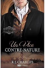 Un vice contre nature: La Cité des péchés, T2 Format Kindle
