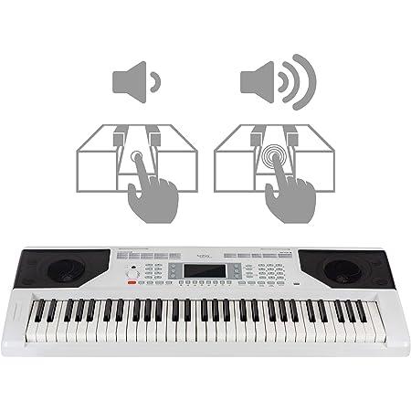 FunKey 61 Edition Touch Blanco: Amazon.es: Instrumentos musicales