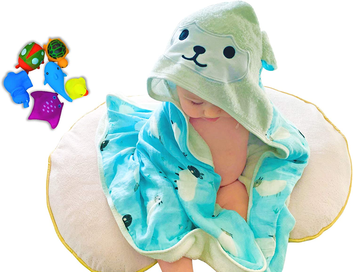 Luxury Cheap SALE Start Hooded Baby Oakland Mall Towel Gift Bamboo - Natural