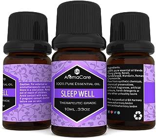 EA AromaCare - Sleep Well Essential Oil 10 ml …