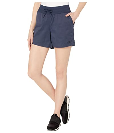 The North Face Aphrodite Motion Shorts (Urban Navy) Women