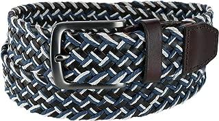 Columbia Men's Multi Color Woven Fabric Belt