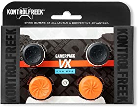 KontrolFreek GamerPack VX for PlayStation 4 (PS4) Controller   Performance Thumbsticks   3 High-Rise, 1 Mid-Rise Concave  ...