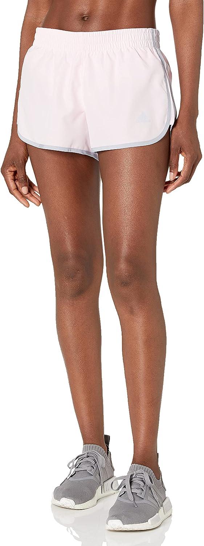 adidas Women's 日本全国 送料無料 Marathon 20 流行 Shorts City Clash