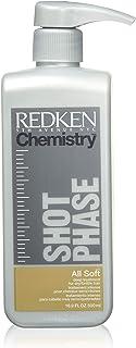 Redken Chemistry Shot Phase All Soft Deep Treatment for Unisex, 16.9 Oz., 544.31g
