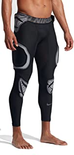 Men's Pro Combat Hyperstrong Hard Plate Football Girdle Tights Pants