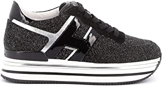 Hogan Luxury Fashion Womens HXW4680CB80LWV0ZHC Black Sneakers | Fall Winter 19