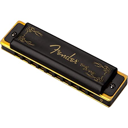 Fender Blues Deville Harmonica C - Harp