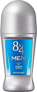 8x4メン ロールオン フレッシュソープ 60ml 男性用 制汗剤 デオドラント