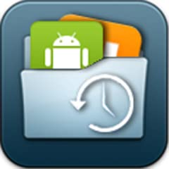 App Backup & Restore is used to backup and restore apps for android.