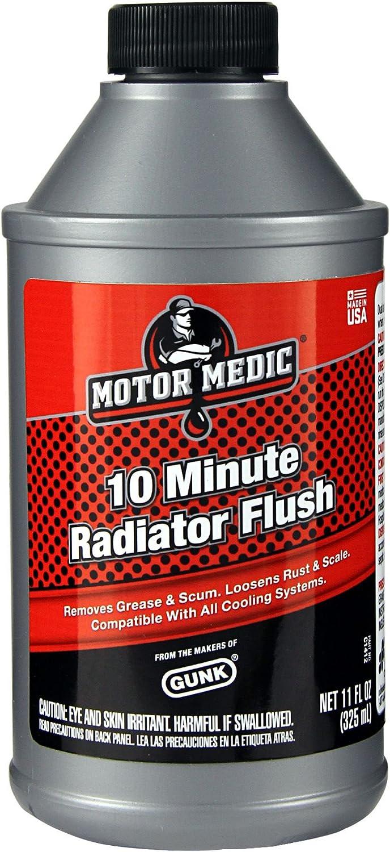 Niteo Motor Complete Free Max 84% OFF Shipping Medic C1412-12PK 10-Minute Radiator - 11 oz Flush