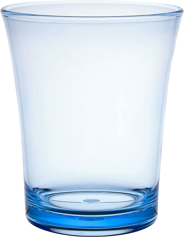KLIFA- JAZZ- 16.2 Selling ounce Set of Tumbler Low price Acrylic 6 Drinking Glas