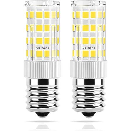 E17 LED Bulb Microwave Oven Appliance Light Bulb 4 Watt Dimmable Daylight Whi...