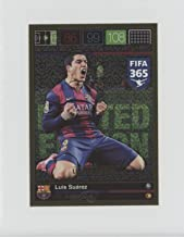 Luis Suarez (Trading Card) 2016-17 Panini Adrenalyn XL Fifa 365 - Limited Edition - XXL #LUSU.1