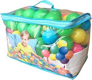ボールプール、ボール温泉 子供が喜ぶワンサイズ大きいボール200個 1個21円 52027 北沖離除
